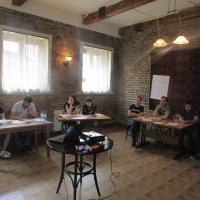 სოციალ-დემოკრატიის საფუძვლები და ისტორია (30-31 ივლისი, 2016)