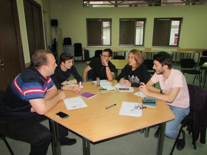 საერთაშორისო ურთიერთობები და დემოკრატიზაცია, თბილისი, 06.2016